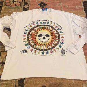 Online Ceramics Grateful Dead Long Sleeve T-Shirt